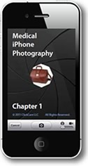 Medical iPhone Photography Book — How to take medical photos with the iPhone